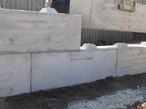 Betonblock Bauhof
